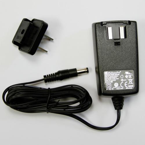 WellnessPro 2010 Medical Grade AC power adapter